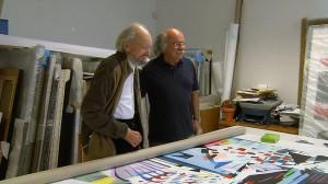 Nadir Afonso e J Campos