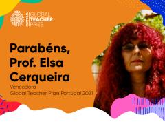 Global Teacher Prize Portugal 2021
